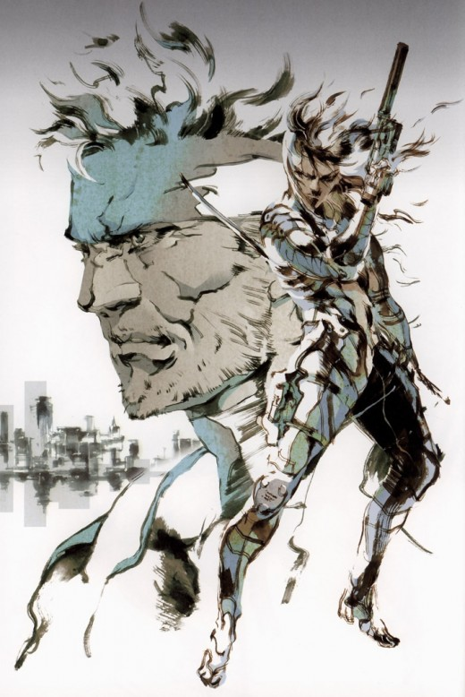 The Art of Metal Gear Solid II